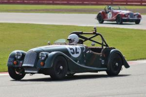 Morgan 4/4 Sport Competition Race Car.