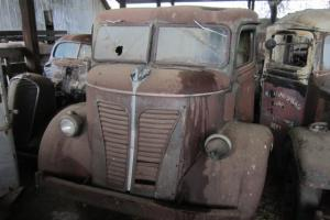 Federal Cab Over Truck Very Rare