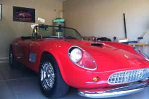 1961 Ferrari California 250 GT