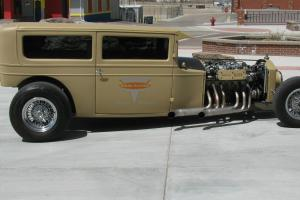 1926 Canadian McLaughlin Buick Street Rod Jaguar XJ12