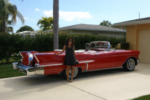 1957 Cadillac Convertible series 62