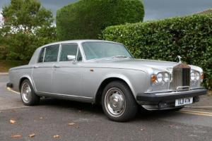 Rolls Royce Silver Shadow II LPG