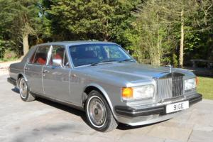 1989 ROLLS ROYCE SILVER SPIRIT ONLY 2 OWNERS