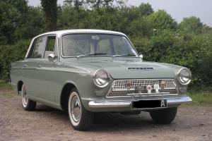 FORD MK1 CORTINA SUPER