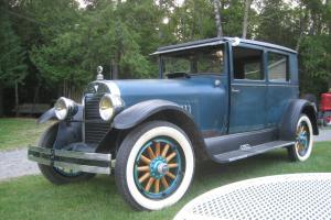 1926 Hudson Super Six 2 door Sedan