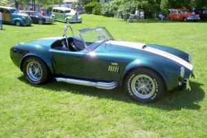 1965 Superformance Cobra 427 dyno 537 HP Dyno  Low Miles Excellent Condition