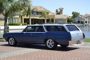1965 Buick Station Wagon Custom Street Rod Completely Refinished 1,000 mile ago