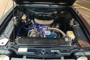 Ford Capri V8 Brooklands