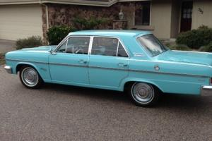 All Original, Light Blue Survivor Car, Owned by Rambler Club President