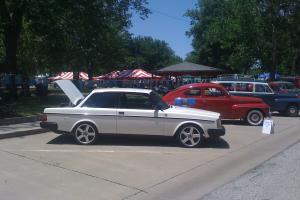 1983 Volvo 242 Turbo - National Show Winner