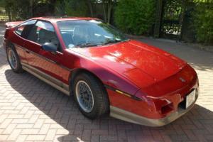 Pontiac fiero 2.8 v6 american lhd usa superb condtion show car px welcome