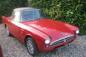 SUNBEAM ALPINE 1963 CLASSIC CAR