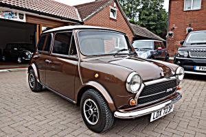Mini Innocenti 1300cc In Excelent Condition  Photo