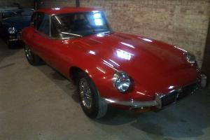 1972 JAGUAR E TYPE 5.3 SERIES 3 2
