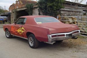 1971 PONTIAC GRAND PRIX J 2 DR COUPE HOT ROD CRUISER V8 AUTO P/A/S MOT TAXED