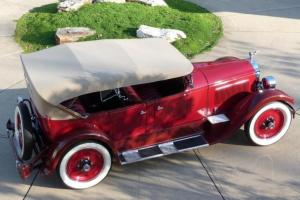 1927 Packard Touring Model 426