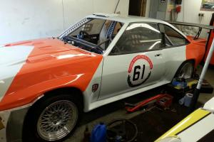 Opel Manta 400 Thunder Saloon Rally  Photo