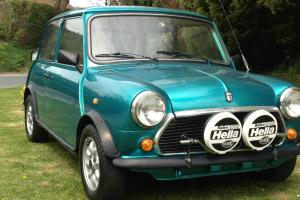 ORIGINAL LHD MINI 1988 VERY CAREFULLY USED CONDITION