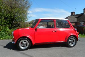 1986 AUSTIN MINI CHELSEA - FULLY RESTORED