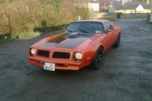 Pontiac Firebird 1976 LS1 (LQ9)
