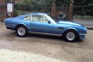 1979 Aston Martin V8 Oscar India  Photo