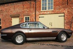 1973 Aston Martin V8 Series II Coup