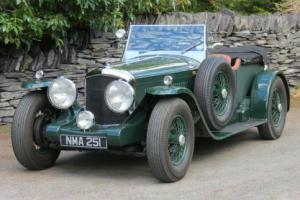1951 Bentley MK VI Open Special B26KM