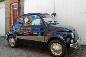 1970 Fiat 500 Lusso