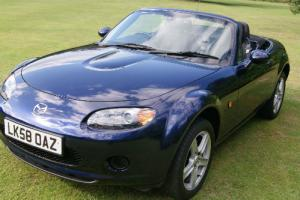 2008 58 plate Mazda MX-5 Lovely