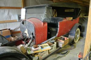 1920 Marmon 34B 7 Passenger Touring Barn Find RARE Original Street Rat Hot Rod