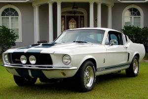 1967  Shelby  GT500  427 4 speed