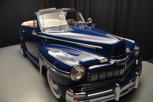 1946 Mercury 69M cabriolet