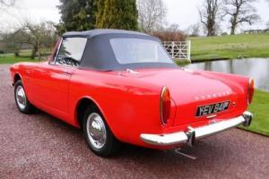 1968 Sunbeam Alpine Series V