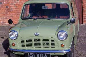 Mini Van mk1 1961