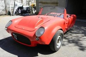 1960 Berkeley Berkeley T60