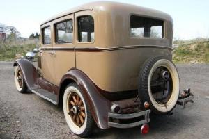 1929 Hudson Essex Super Six Coup Photo