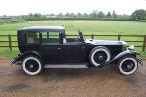 1931 Rolls-Royce Phantom II Keswick Town Car by Brewster  Photo