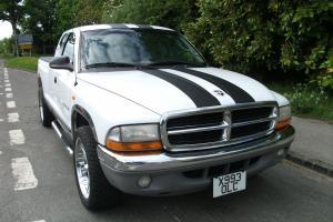 DODGE DAKOTA SLT 3.9 V6 EXTRA CAB 2001 MODEL