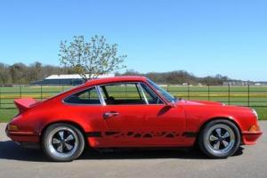 1991 Porsche 964 Carrera 2 to 1973 RS Specification