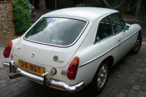 1974 MG B V8
