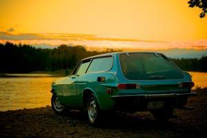 1972 Volvo P1800ES Wagon Rare Great History Lots of photos No Reserve Photo