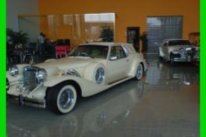1986 ZIMMER Golden Spirit 1930 DUSSENBERG 36kmi V8