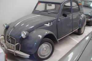 1965 CITROEN 2CV EXCELLENT ORIGINAL CONDITION SUICIDE DOOR MODEL DRY STORED