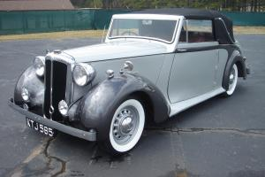 RESTORED 49 DB18 DHC JUST BACK FROM 30