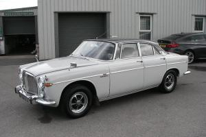 1970 ROVER P5b Coupe 3.5 Litre V8 Automatic