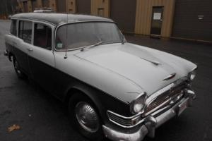 1959 Humber Estate Wagon