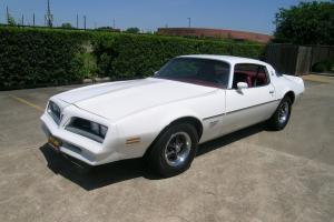 1978 Pontiac Firebird V8 2 California Owners