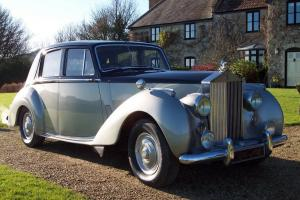 1955 Rolls-Royce SILVER DAWN in Super condition