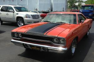 1970 Plymouth Roadrunner 383Ci