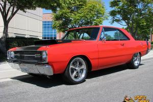 "1969 Dodge Dart ""Poison"" Hemi  V8 472ci 525HP 727 Gear Vendor O/D Dana 60 A/C"